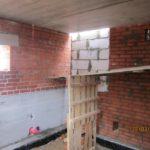 Строительство дома 285 м2